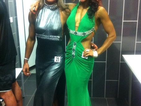 #realchat. Fitness competitors: You are far too beautiful to be described with a number (placing).