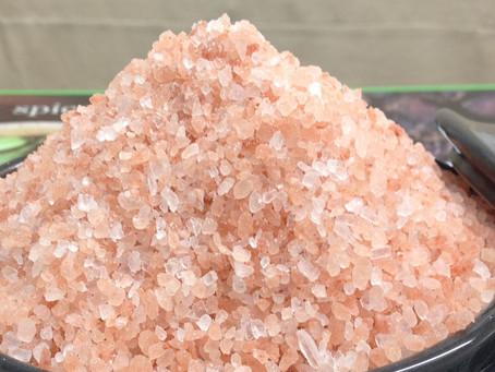 What is Himalayan rock salt?