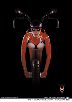 Peugeot by Erwin Olaf