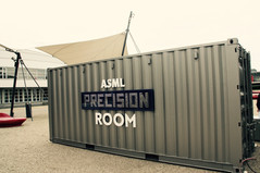 ASML Precision Room