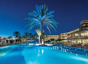 Bridgereise Athena Beach Hotel Zypern