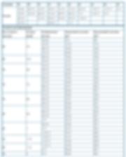 таблица размеров фитингов BSP, техническая информация