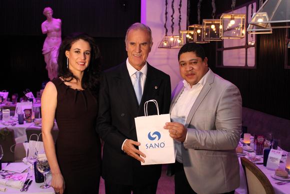 Eldon Valle, Doutor Manuel Coelho e Daiana Coelho
