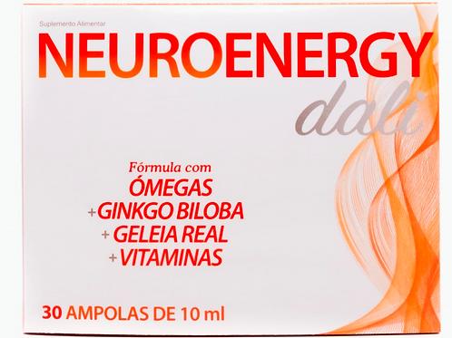 Neuro Energy - Memória Activa  -30 ampolas