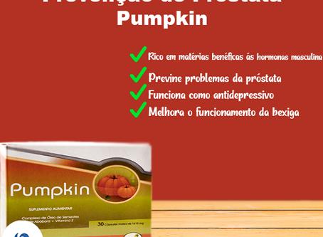 SANO Prevenção de Prostata - Pumpkin