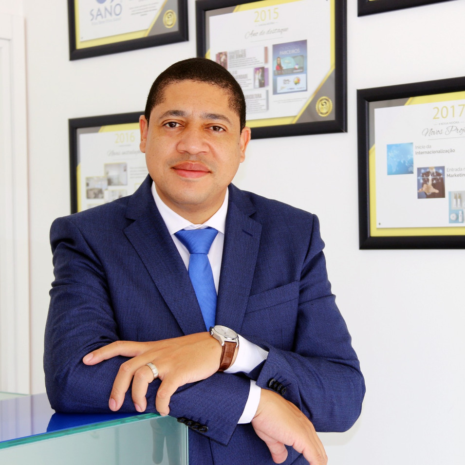 Fundador da SANO - Eldon Valle