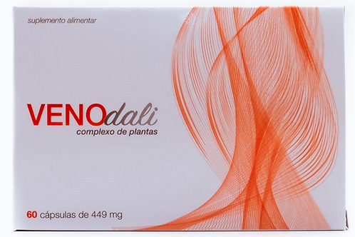 Anti- Varizes - Venodali - 60 cápsulas