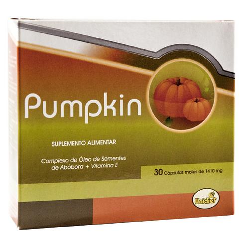 Prevenção  de Próstata - Pumpkin 1.000mg + Vit. E - 30 cápsulas