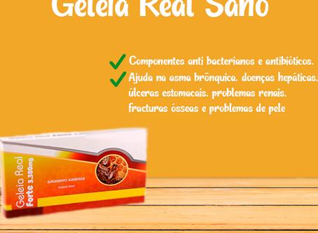 SANO Geleia Real