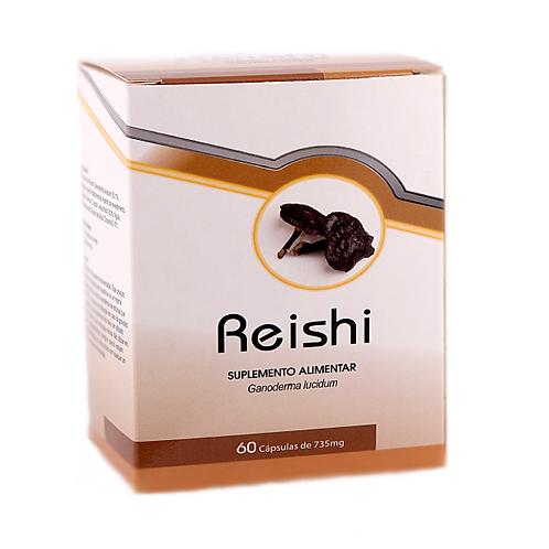 Anti-Mutagenicos - Reishi