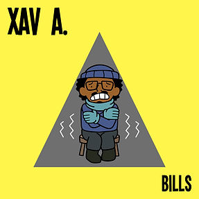Xav A. - Bills Album Cover (1).jpg
