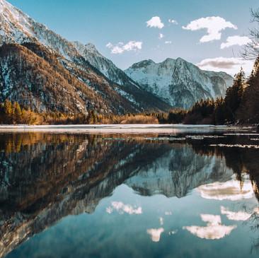 Slovenia. Canin Sella Nevea