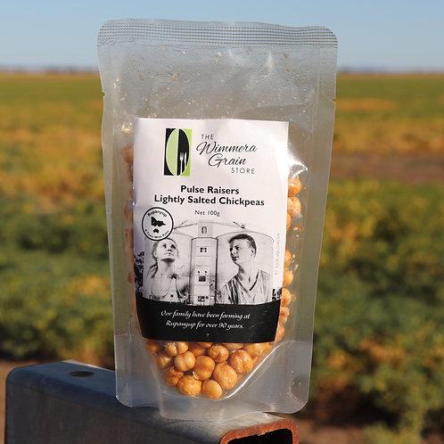 Pulse Raisers Nuts Chickpeas 100g - 12 per box