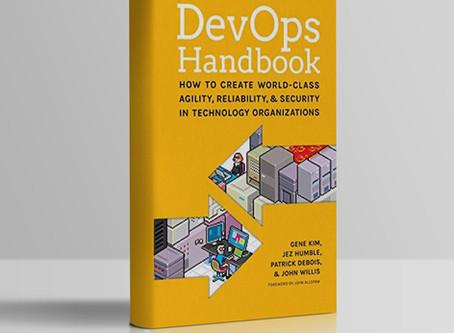 The Dev Ops Handbook