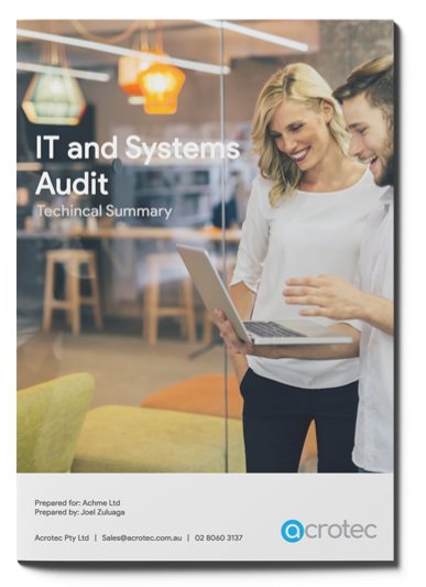 IT-and-Systems-Audit
