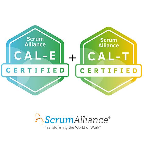 Certified Agile Leadership® (CAL-E + CAL-T) (2)
