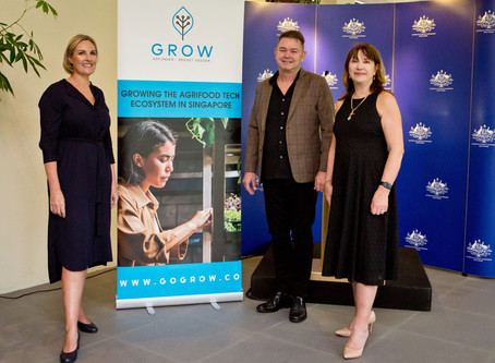 GROW AgriFood Tech Accelerator Launch