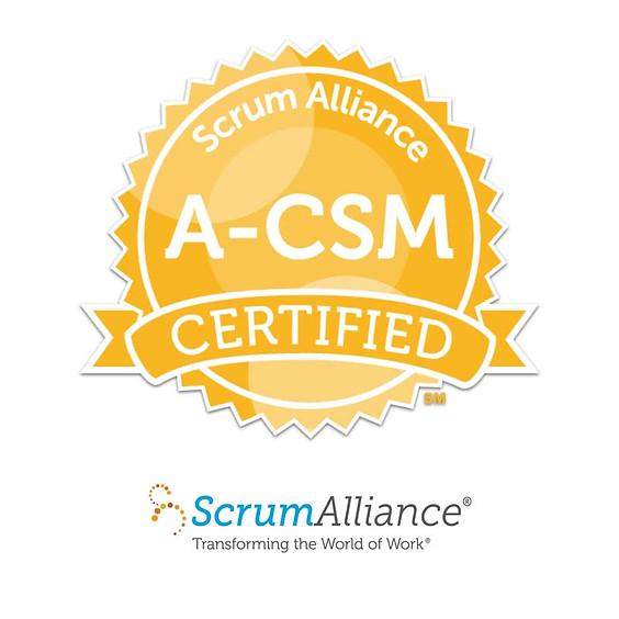 Advanced Certified Scrum Master Course (A-CSM)®