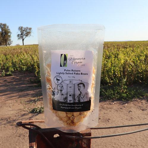 Pulse Raisers Nuts Faba Bean Splits 100g - 12 per box