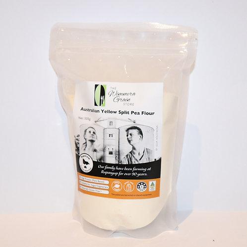 Australian Yellow Split Pea Flour 500g- 5 per box