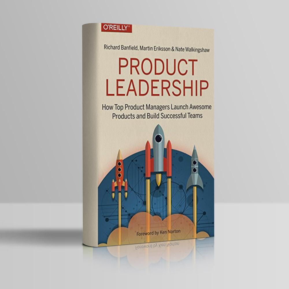 Agile Product Leadership book cover
