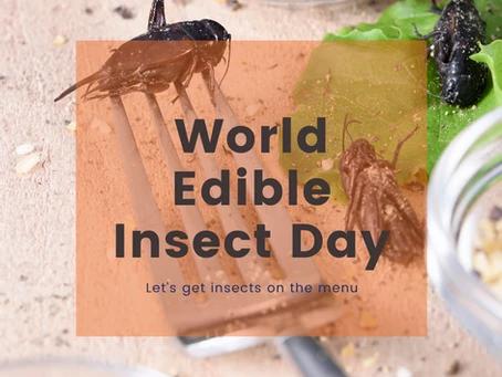 The Future of Food: Entomophagy