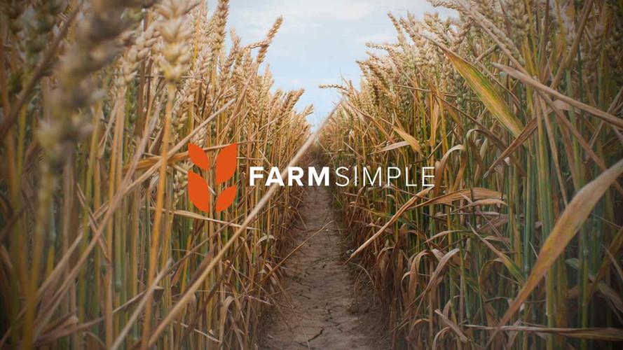 Farmsimple Logo Branding