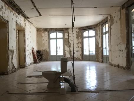 Rénover et re-décorer les demeures de la côte d'Émeraude : le travail passionné de l'agence Esmerae.
