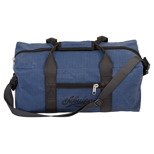 AKUBRA HASTINGS HEAVY DUTY RIPSTOP CANVAS 35L CARRY-ON BAG - BLUE