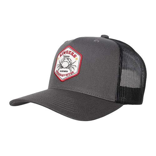 RINGERS WESTERN Club Mud Trucker Cap - Charcoal