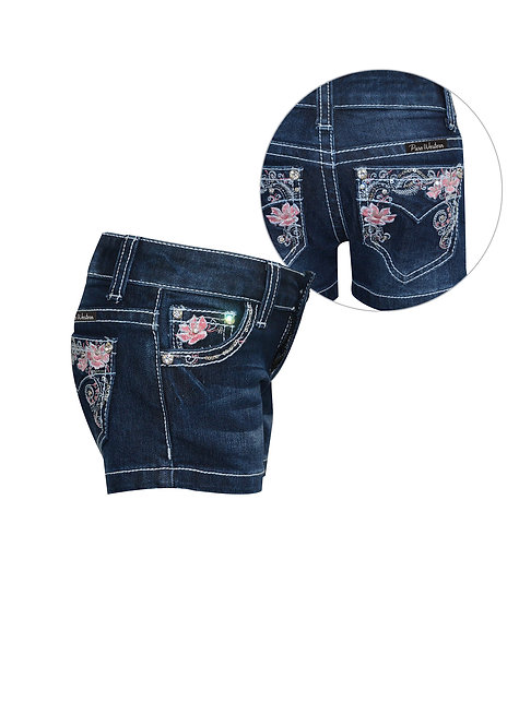 GIRLS PURE WESTERN LUCY SHORT