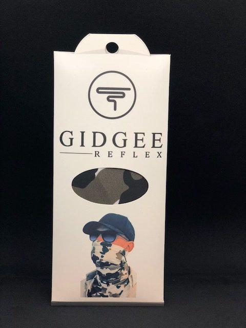 Gidgee Reflex Bandana – Khaki Camo