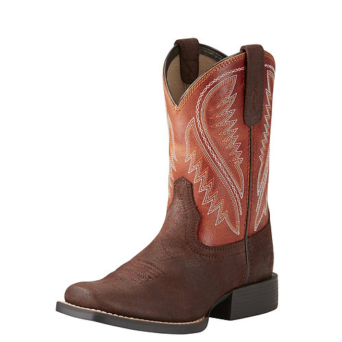 KIDS ARIAT HOOLIHAN BOOTS