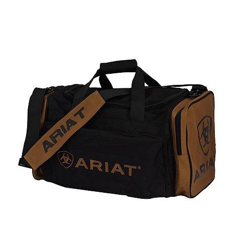 LARGE ARIAT GEAR BAG- KHAKI / BLACK