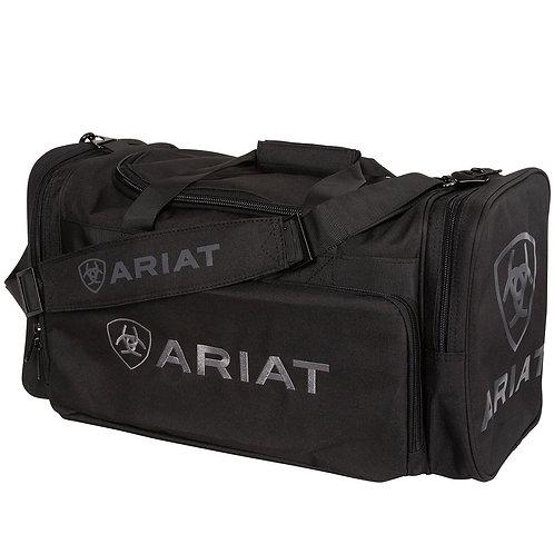 JNR ARIAT GEAR BAG - BLACK / GREY