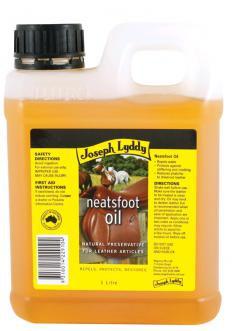 JOESPH LYDDY NEATSFOOT OIL - 1LTR