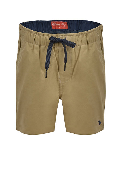 TC BOYS DARCY SHORTS - SAND