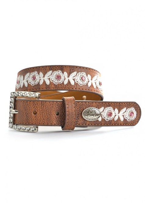 GIRLS PURE WESTERN FLORENCE BELT