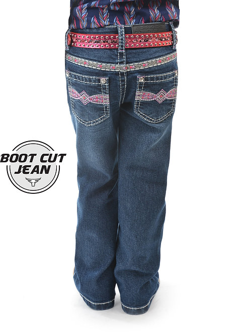 PURE WESTERN GIRLS MILEY BOOTCUT JEAN