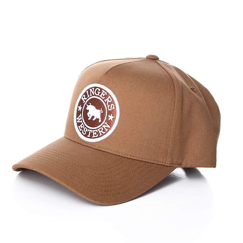 RINGERS WESTERN Grover Baseball Cap Clay
