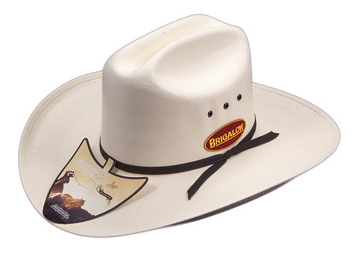 BRIGALOW DROVER WHITE HAT