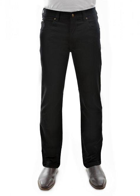 MENS THOMAS COOK STRETCH MOLESKIN COMFORT WAIST MID-REG-STRAIGHT 34 LEG