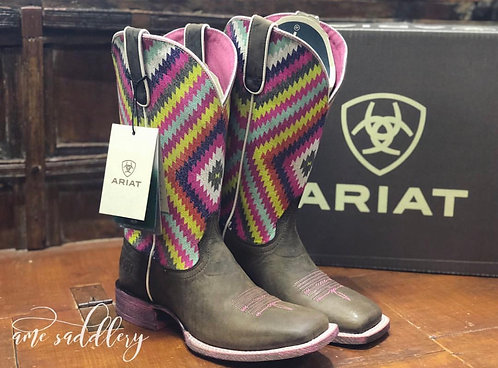 LADIES ARIAT CIRCUIT SAVANNA BOOTS- AZTEC