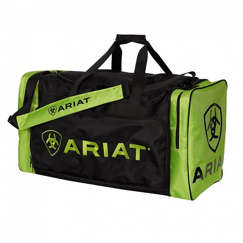 JNR ARIAT GEAR BAG- GREEN / BLACK