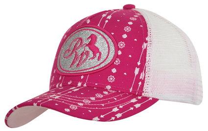 PURE WESTERN GIRLS LILY TRUCKER CAP