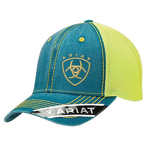 ARIAT UNISEX MESH SNAP CLOSE CAP