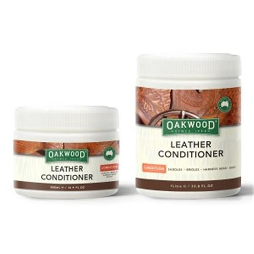 OAK WOOD LEATHER CONDITIONER -1 LITRE