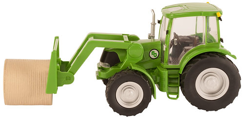 BC TOYS Tractor and Implements -459