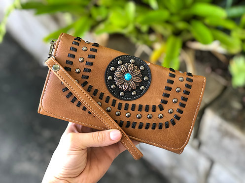 LADIES PURE WESTERN ARIZONA WALLET