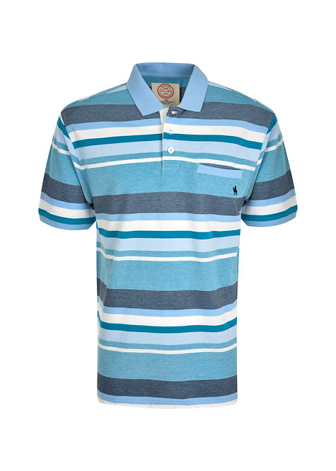 THOMAS COOK MENS JUSTIN 1-PKT S/S POLO